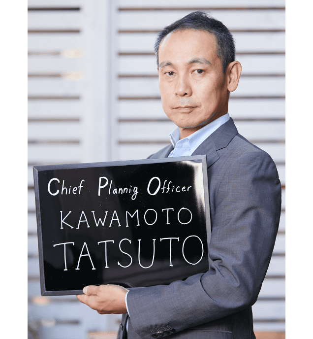 Kawamoto Tatsuto